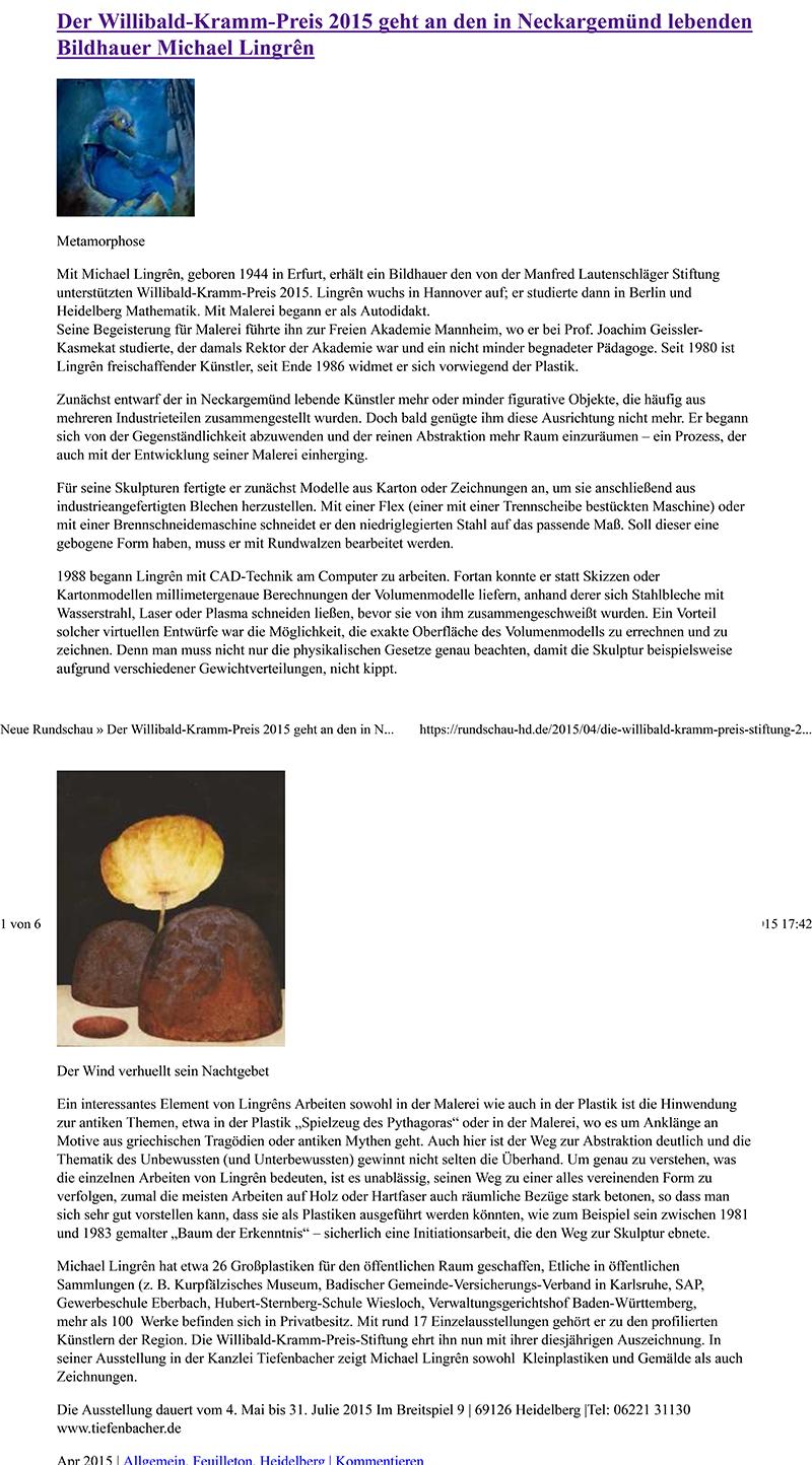 michael lingrên - homepage, Hause ideen
